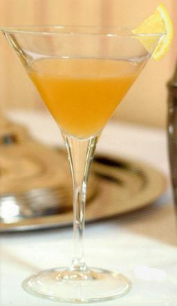 Cognac Sour
