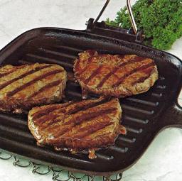 Lihan Paistaminen Pannulla