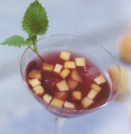 Persikka-aperitiivi