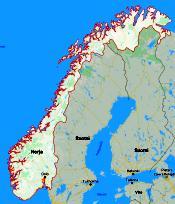 Norjalainen Keittio Vieraiden Maiden Keittiot Keittotaito