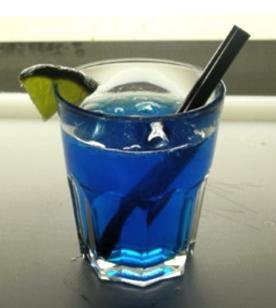 Sininen enkeli
